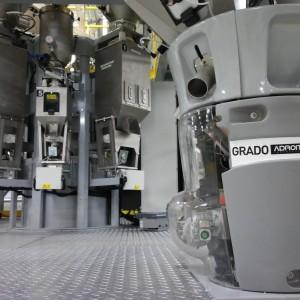 Gravimetric batch blender GRADO ADROIT