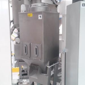 GRAVIFEED K7  - 1300 KG/H - BANDERA