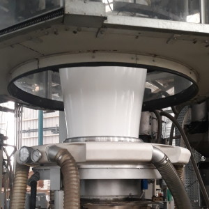 2 - WARP - Automatic air ring