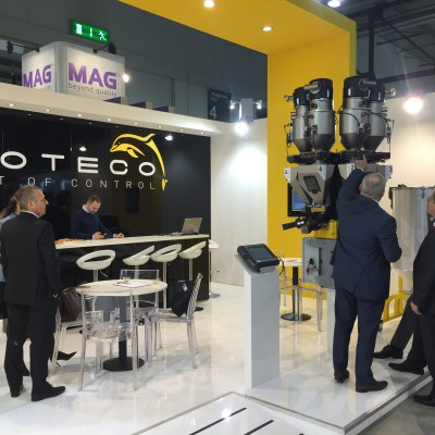 Doteco - ITMA 2015 - People