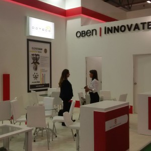 STAND OBEN INNOVATES WITH DOTECO