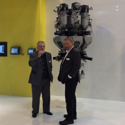 DOTECO - K2016 - Marc Nolan e Germano Ferrarini