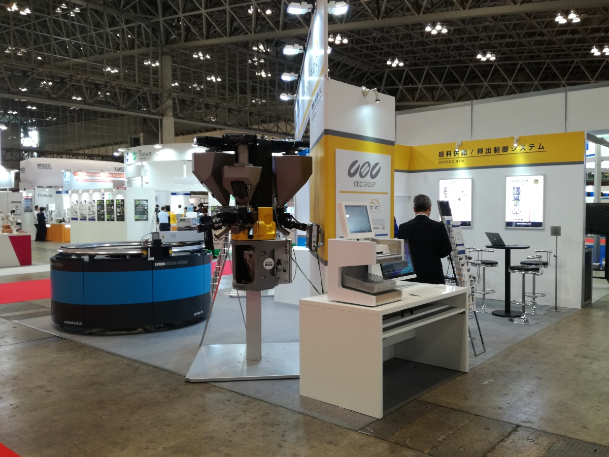 IPF Japan - Doteco BLENDO ADROIT