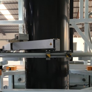 Gravimetric system and air ring - Lung Meng